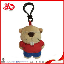 Manufacturer of Youth Olympic Games Mascot,customized plush keychain