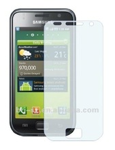 glossy screen protector for samsung galaxy S i9000