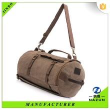 School travel brown pillow shoulder bag bucket handbag for sale