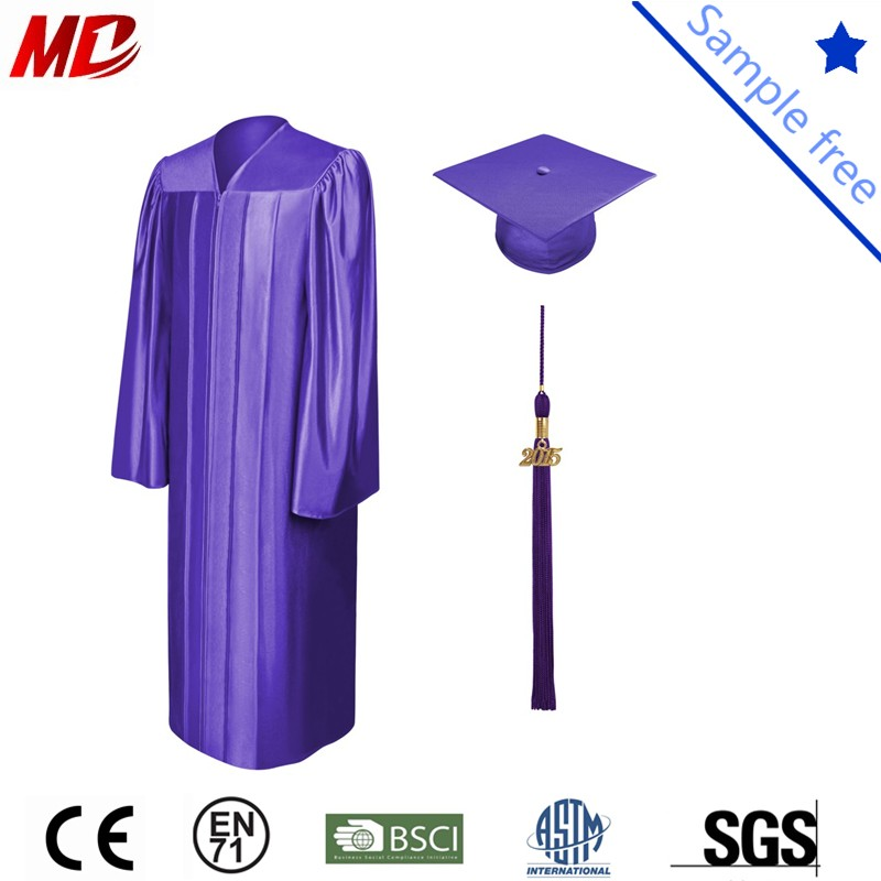 Purple shiny gradaution cap and gown_.jpg