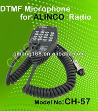 veículo rádio microfone 57 ems