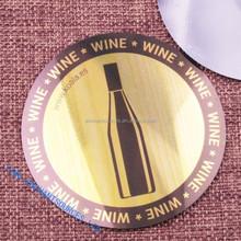 Aluminium Foil PET stop wine poure drop wholesale