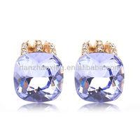 Jewellery fashion new model earrings with Austrian Crystal