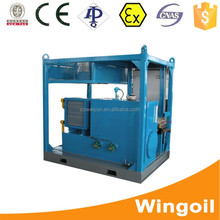 Skid Mounted Fireproof and Explosion Proof Hydraulic Power Unit for Oil Well Power Tong Operation