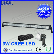 combo daytime running led light bar for JEEP, OFFROAD working light bar with IP67 waterproof, china direct sell