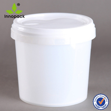 5l Food grade small Plastic containers wholesale