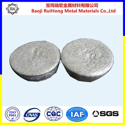 Good reputation Aluminum Manganese Master Alloy for additive