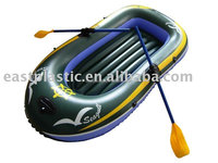 2014 New Products Inflatable Pontoon Boat PVC Boat