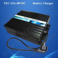 48V Auto Battery Charger 15A AC 220V 230V 240V DC 48V Smart Battery Charger