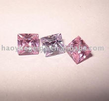 hot sale finely processed cubic zirconia Semi-precious stones akik stone