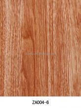 Wood Hydrographic PVA film for car interior