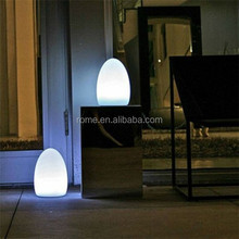 RGB Living Color Changing DC hotel table lamps