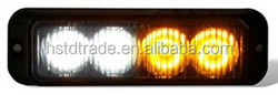 Vehicle Light Emergency LED Amber Warning Beacon Strobe Light