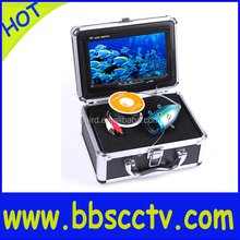 underwater ice fish finder camera kits 20m with SUN-VISOR