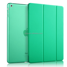 tablet cover slim leather case for ipad mini air for ipad air magnetic case