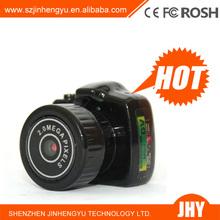 Hot Sale smallest hidden camera Mini Pocket DV DVR Camcorder Recorder Y2000 Mini HD Video Camera Hidden Web Cam