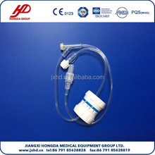 sterile flow regulator extention tube for single use