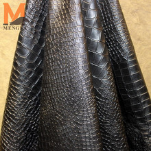 pattern embossed leather sheep skin genuine leather new design