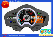 Customized motorcycle meter digital speedometer tachometer for motorcycle direct selling OEM meter for LIFAN