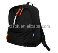 high quality black sports school bags and backpack bag