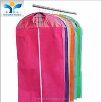 High quality suit cover bag/Foldable mens suit garment bags