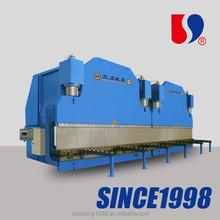 ANHUI DASHENG wc67y WF67Y tandom type CNC large scale hydraulic press brake metal bending machine