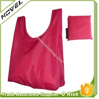 Reusable Grocery 4 Colors Durable Folding Tote Bag