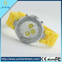 Women's Rhinestone Watches Shiny Dress Watches watch geneva