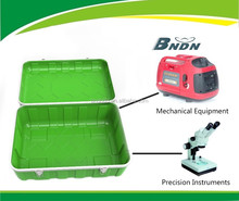 safety Pastic Electronic equipment Case,Plastic Carring Box For Equipment