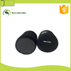 black neoprene water bottle cooler sleeve