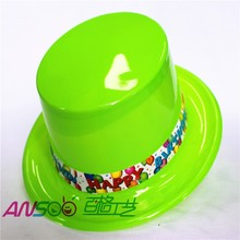 2015 best selling items happy new year hats with paper strip forparty decoration
