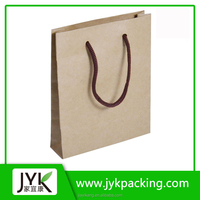 Alibaba supplier wholesale promtional packaging boutique logo printed recyclable/foldable/resuable paper shopping bags