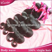 "12"" 10pcs lot brazilian hair extensions canada"
