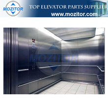 elevator 1000kg~5000kg Hydraulic cargo elevator warehouse freight lift elevator with 0.5m/s Rated Speed