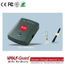 EG GSM SOS Emergency Calling System Wireless Panic Button