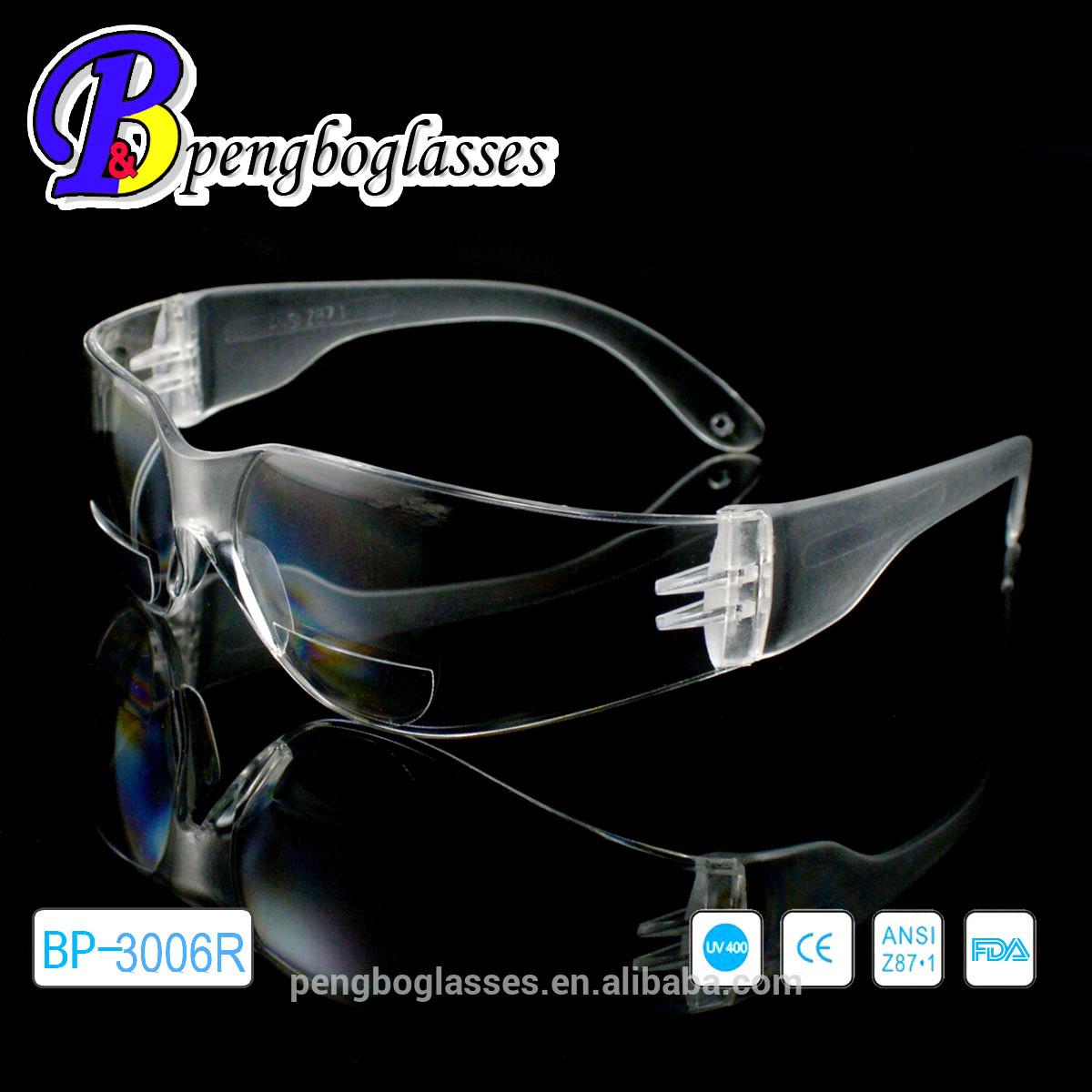 di alta qualità ansi sportivo bifocale occhiali di sicurezza