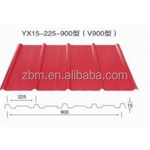 sheet metal siding prices/ppgi corrugated steel sheet
