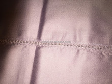 400TC 100% cotton purple pillow case for hotel/home