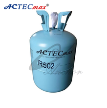 13.6kg/cylinder R502 pure 99.9% refrigerant ACTECmax brand / Refrigerant Gas R502