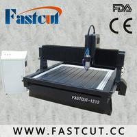 high organic glass oiling lubrication system inveter spindle cnc cutter and engraver