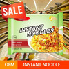 halal bulk food private lable OEM / Chinese instant noodle / famous products