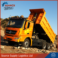 IVECO Hongyan genlyon dump trucks 10 wheeler 6x4 truck tipper