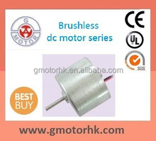 BL 24 series 8-24V high torque brushless dc motor