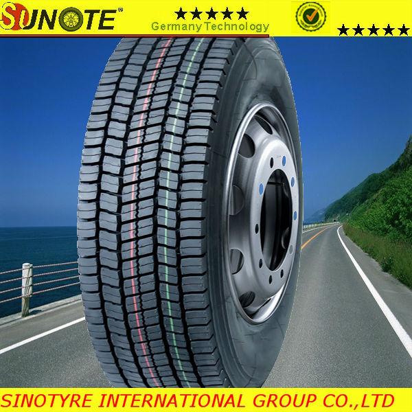 Chineses novos pneus de alta qualidade por atacado de caminhões monstro 12.00R24 mesmos como Bridgestone