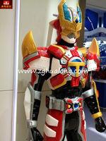 new promotion 2M high FRP model robot