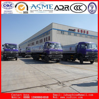 JAC Brand 12CBM Diesel Tank Truck Or Diesel Tank Vehicle For Hot Sale