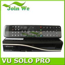 Vu+solo pro with chipset BCM7325 vu solo pro hd satellite receiver vu solo pro new