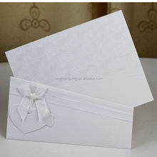Top quality best sell bell shape wedding card holder