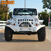 Jeep front Bumper for Wrangler 2007-Current White color COS49161PW7