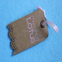 custom key chain swing tags for garmments
